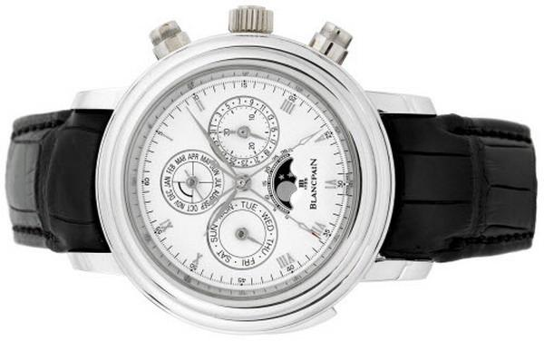 blancpain 1735 watch top 9 - ТОП-10 самых дорогих часов в 2018 году