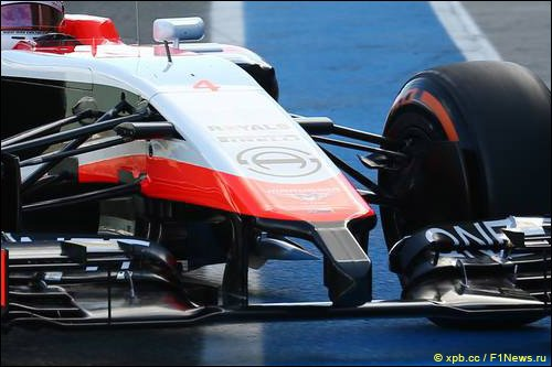 f1 marussia - Гоночный коллапс - Formula 1 перестаралась с регламентом