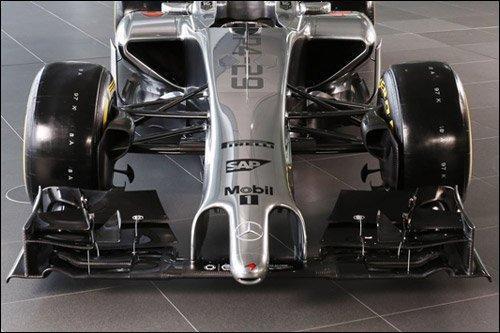 f1 mclaren - Гоночный коллапс - Formula 1 перестаралась с регламентом
