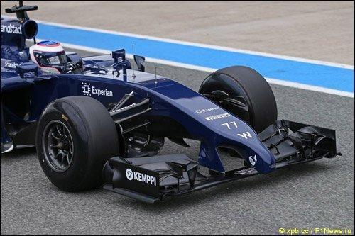 f1 williams - Гоночный коллапс - Formula 1 перестаралась с регламентом