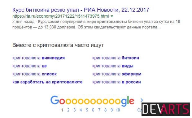 google related - Семантика сайта — способы подбора ключевых слов