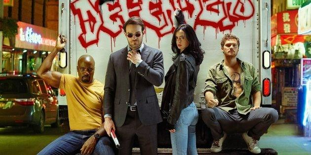 marvel netflix - Marvel на Netflix — «обычные супергерои» или снимают, пока продается