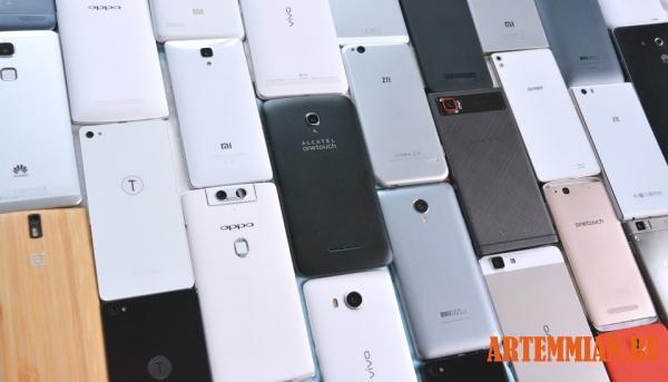 mobite trading - Шесть китайцев в ТОП-10 мобильного рынка в первом квартале 2015