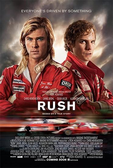 rush - Фильмы о спорте с которых стоит брать пример в повседневной жизни