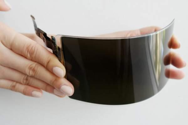 samsung module display - В Samsung разработали гибкий неубиваемый экран