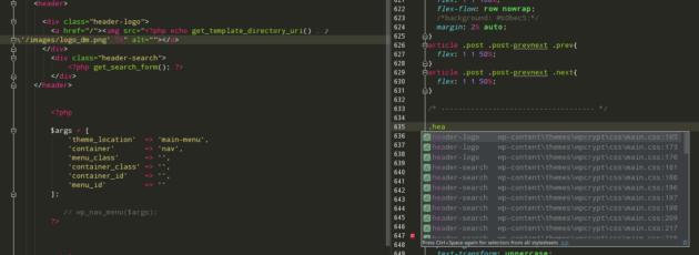 storm css prompt 630x230 - PhpStorm — как я незаметно перешел с Sublime Text на IDE комбайнер