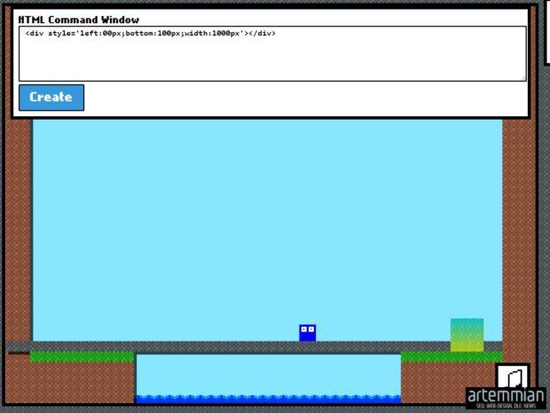 supermarkup game html css 620x466 - Super Markup World — пиксельная мини-игра для фанатов HTML и CSS