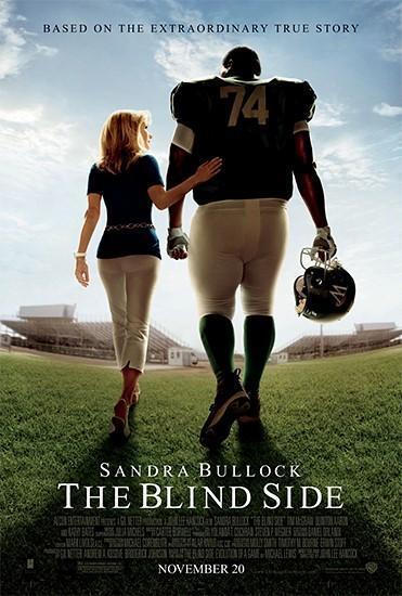 the blind side - Фильмы о спорте с которых стоит брать пример в повседневной жизни