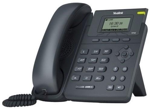 yealink sip t19p e2 - Yealink SIP-T19P E2 — бюджетный офисный телефон со всеми наворотами