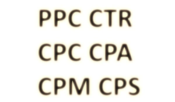 cpm cpc ppc cpa - Заветные три буквы или словарь партнерских программ