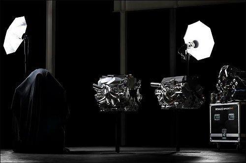 f1 v6 engine - Renault Sport F1 готовится представить новейший V6