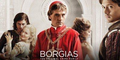 the borgias 1 - Showtime отказался продлевать The Borgias