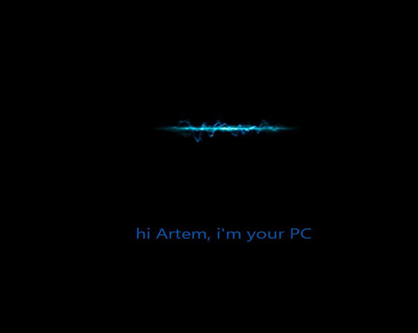 boot win - Изменяем окно загрузки и приветствия для windows 7