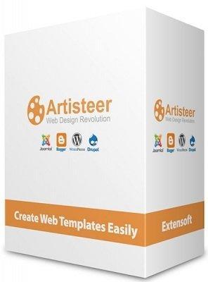 externsoft artisteer - Extensoft Artisteer — свой дизайн сайта за 5 минут
