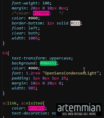 sublime text color highliter - Sublime Text — набор необходимых плагинов для повседневной работы