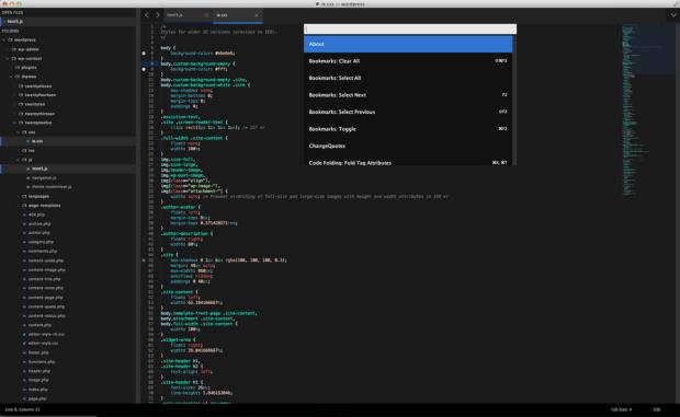 theme flatgrammer 620x381 - Sublime Text — подборка лучших Flat и Material тем оформления