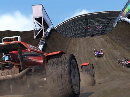 track mania scr2 - TrackMania Nations Forever — когда нужно убить пол дня!