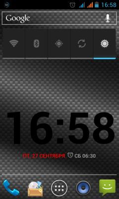 clock jb2 - Clock JB+ — часы, будильник, таймеры для android