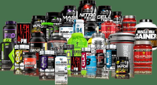sport food - Proteinchik — качественные предтренировочные комплексы спортивного питания