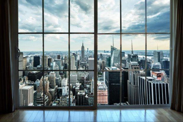 view from window 620x414 - Базовые советы подбора жилья для проживания в другом городе