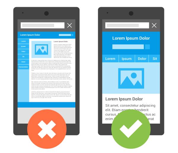 mobile viewport google webmasters - Важные нюансы при создании мобильной версии сайта