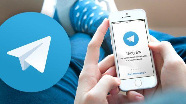 telegram logotype 620x349 - Бизнес в Telegram — три совета начинающим