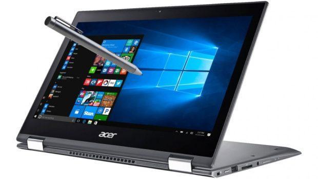 acer spin laptop 620x349 - Ноутбук — как выбрать устройство для дома, офиса и игр